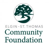 Elgin and St Thomas Community Foundation Logo