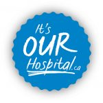 It's Our Hospital logo