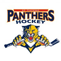 St Thomas Panthers Hockey Logo