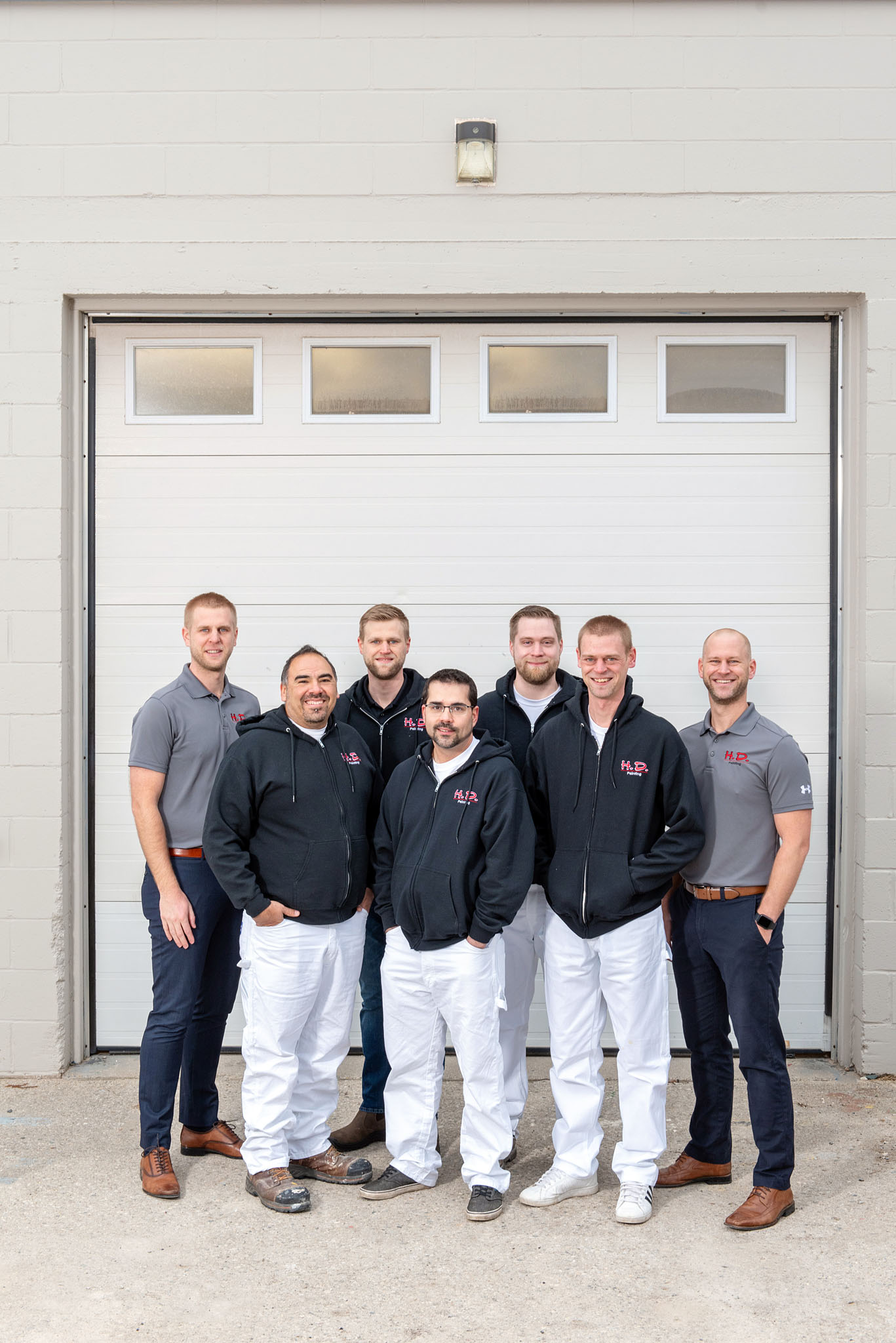 Painting Crew of HD Painting in St Thomas Ontario